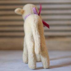 画像6: Steiff Lamb LAMBY (6)