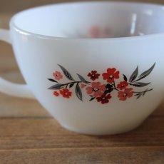 画像10: Fire King Primrose Tea Cup&saucer (10)