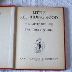 画像3: Little Red Riding-Hood 赤ずきんちゃんの絵本 (3)