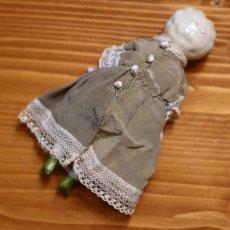 画像6: ロシア作家によるドレスを身につけたチャイナヘッドドール (6)