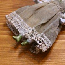 画像5: ロシア作家によるドレスを身につけたチャイナヘッドドール (5)