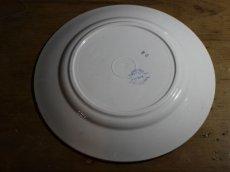画像16: SALE++BADONVILLER 22.5cm plate/France/バドンヴィレ (16)