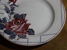 画像3: Digoin Sarreguemines 20cm plate / French/ディゴアン サルグミンヌ (3)