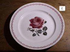 画像13: SALE++BADONVILLER 22.5cm plate/France/バドンヴィレ (13)