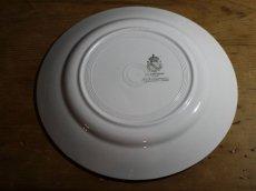 画像2: SALE++KG LUNEVILLE 22.5cm plate  / French/リュネヴィル (2)