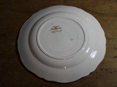 画像6: DIGOIN SARREGUEMINES 18.5cm plate / French/ディゴアン サルグミンヌ (6)
