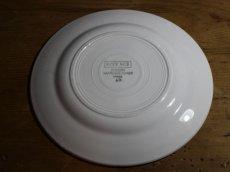 画像4: Digoin Sarreguemines 20cm plate / French/ディゴアン サルグミンヌ (4)