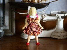 画像11: wooden peg doll /Poland (11)