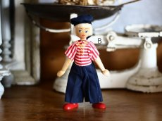 画像4: wooden peg doll /Poland (4)