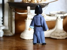 画像7: wooden peg doll /Poland (7)