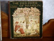 画像1: Kate Greenaway/THE PIED PIPER OF HAMELIN (1)