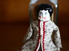 画像2: チャイナヘッドドール /China head doll  (2)