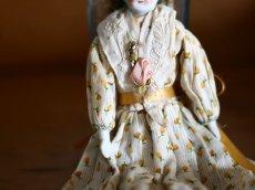 画像3: チャイナヘッドドール /China head doll  (3)