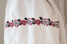 画像6: ウクライナ刺繍ワンピース (6)