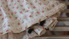 画像6: 小花ドレスのチャイナヘッドドール (6)