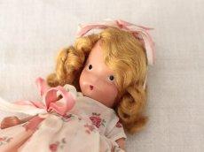 画像8: 薔薇のドレスのNancy Ann / ナンシー アン ドール (8)