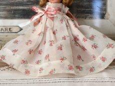 画像5: 薔薇のドレスのNancy Ann / ナンシー アン ドール (5)