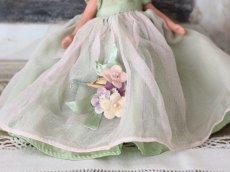 画像6: 若草色ドレスのNancy Ann / ナンシー アン ドール (6)