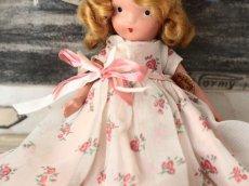 画像4: 薔薇のドレスのNancy Ann / ナンシー アン ドール (4)