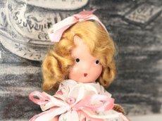 画像3: 薔薇のドレスのNancy Ann / ナンシー アン ドール (3)