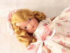 画像9: 薔薇のドレスのNancy Ann / ナンシー アン ドール (9)