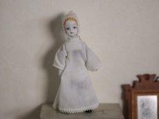 画像6: 白い女の子/ビスクドール (6)