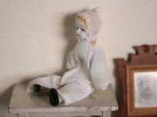 画像4: 白い女の子/ビスクドール (4)