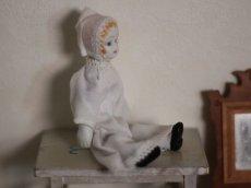 画像3: 白い女の子/ビスクドール (3)