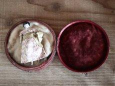 画像1: China Head Doll JewelryBox Set/Germany (1)