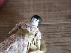 画像5: China Head Doll JewelryBox Set/Germany (5)