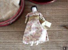 画像4: China Head Doll JewelryBox Set/Germany (4)
