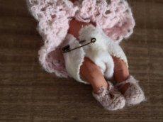 画像5: K&H Baby Bisque Doll (5)