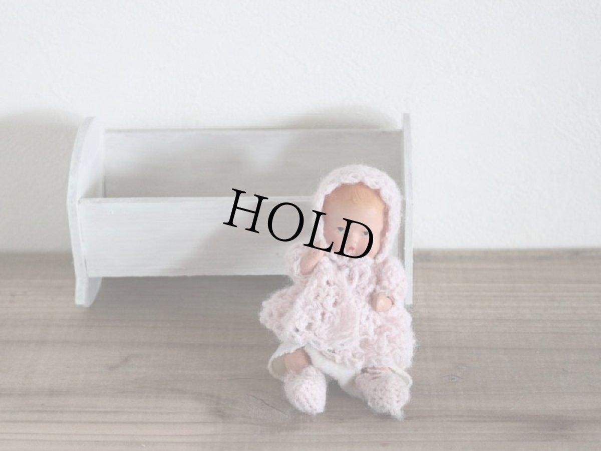 画像1: K&H Baby Bisque Doll (1)