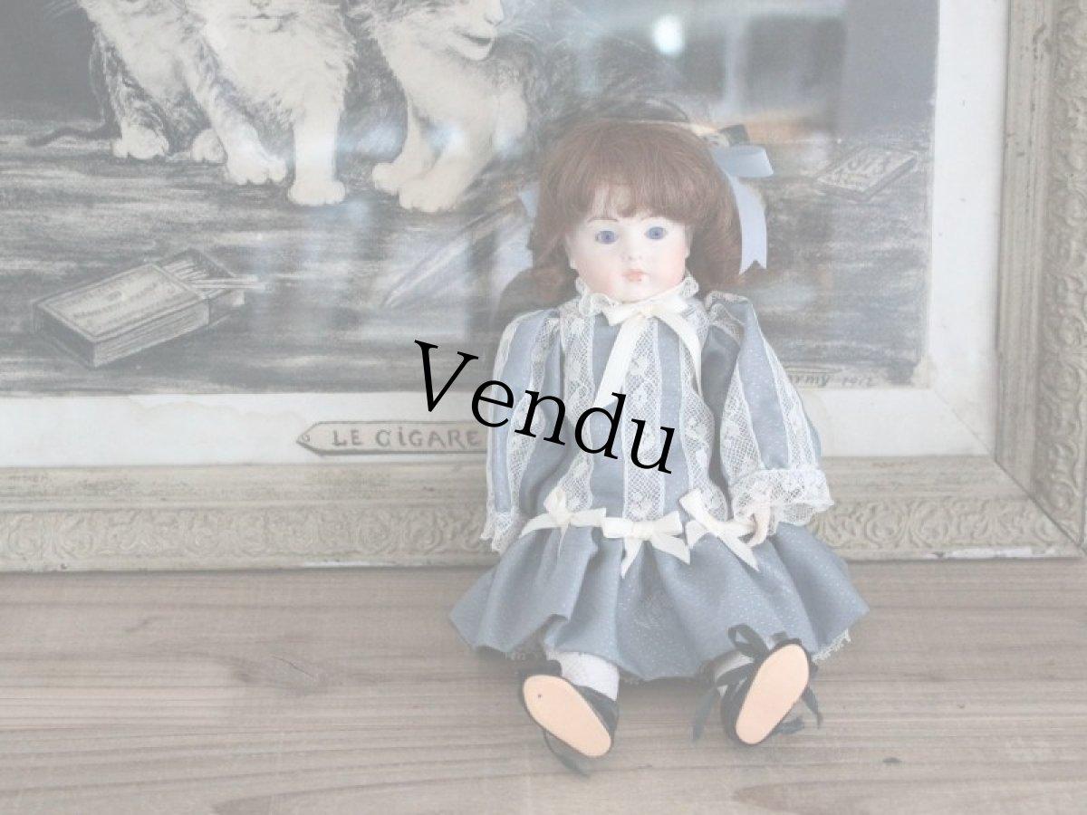 画像1: Artist Bisque Doll (1)