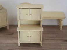 画像11: Wooden Doll House Furniture Set (11)