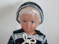 画像3: Vintage SCHILDKROT DOLL 9.5in /Germany (3)