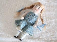 画像7: Kestner Bisque Doll 5in/Germany (7)