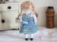 画像2: Kestner Bisque Doll 5in/Germany (2)
