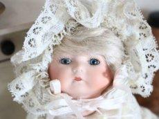 画像2: Baby Bisque Doll 7in/ Jeannie Di Mauro  (2)