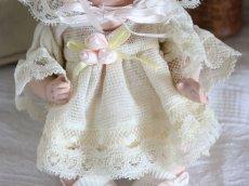 画像3: Baby Bisque Doll 7in/ Jeannie Di Mauro  (3)
