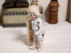 画像7: 少女のビスクドール (7)