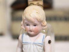 画像8: 少女のビスクドール (8)