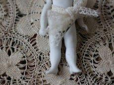 画像3: White Bisque Doll 3.5in/Germany (3)