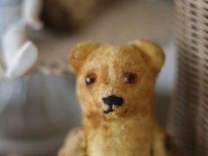 画像4: Antique Mini Bear 5.5in/フランス蚤の市 (4)