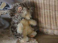 画像4: Antique Steiff Joggi Hedgehog/ヨーロッパ蚤の市 (4)