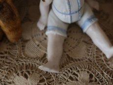 画像4: ブロンドモールドヘアの美しい少女 5.5in/Germany (4)