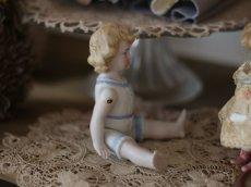 画像8: ブロンドモールドヘアの美しい少女 5.5in/Germany (8)