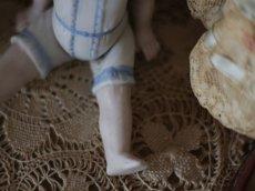 画像5: ブロンドモールドヘアの美しい少女 5.5in/Germany (5)