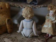 画像6: ブロンドモールドヘアの美しい少女 5.5in/Germany (6)