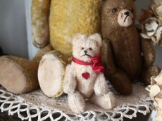 画像1: Antique Mini Berg Bear 4in/Austria (1)